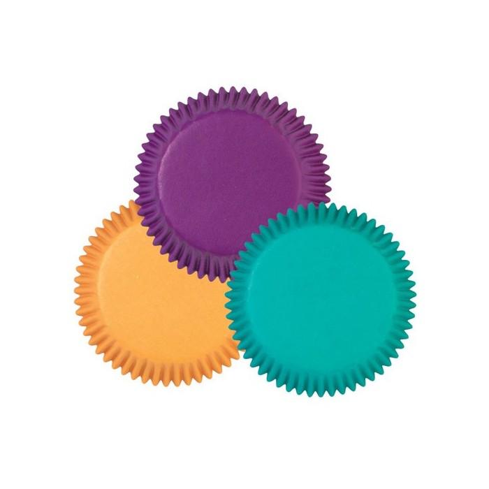 Mini cápsulas colores de joyas - Wilton