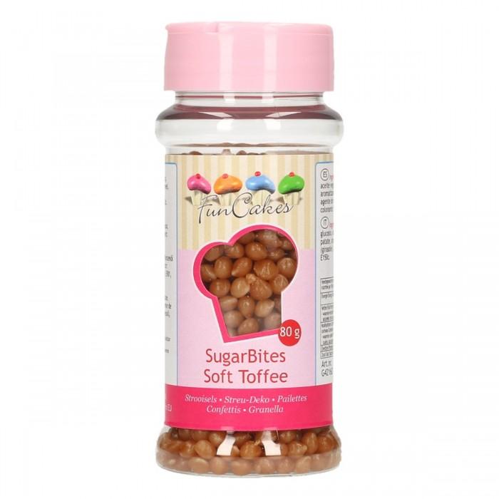 Perlas de caramelo Toffee Funcakes
