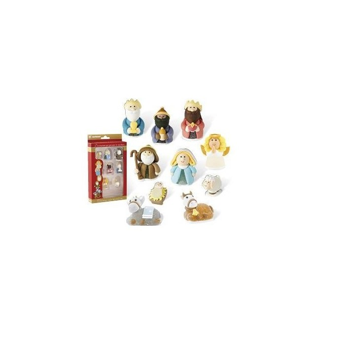 Set Pesebre de Gominola Modecor