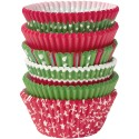 Set de cápsulas navideñas (150) - Wilton