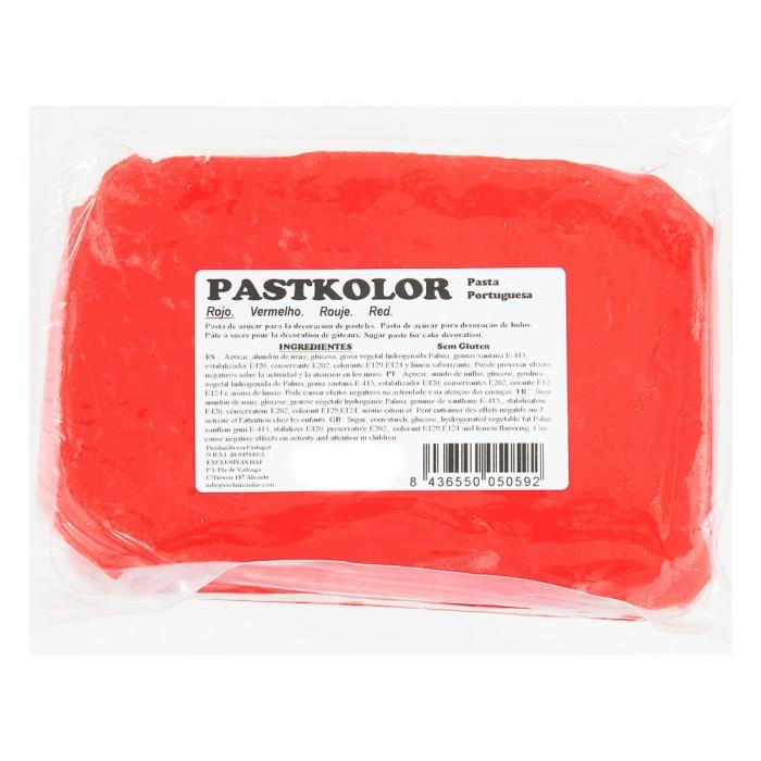 Fondant Rojo PastKolor