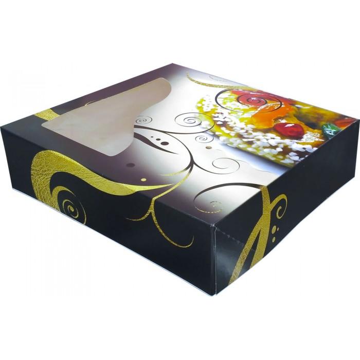 Caja para roscón de reyes
