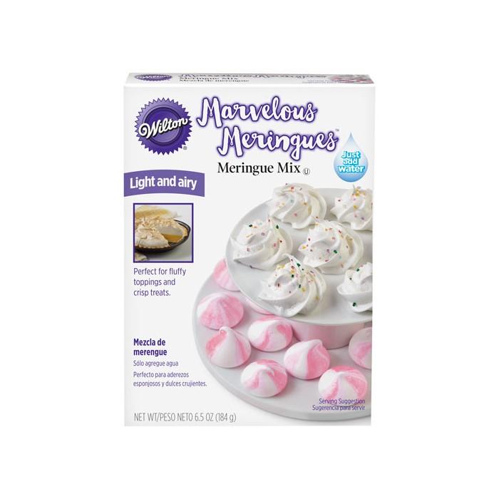 Preparado para merengues - Wilton
