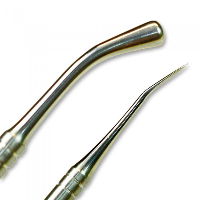 Esteca de modelado de acero inoxidable - Dekofee