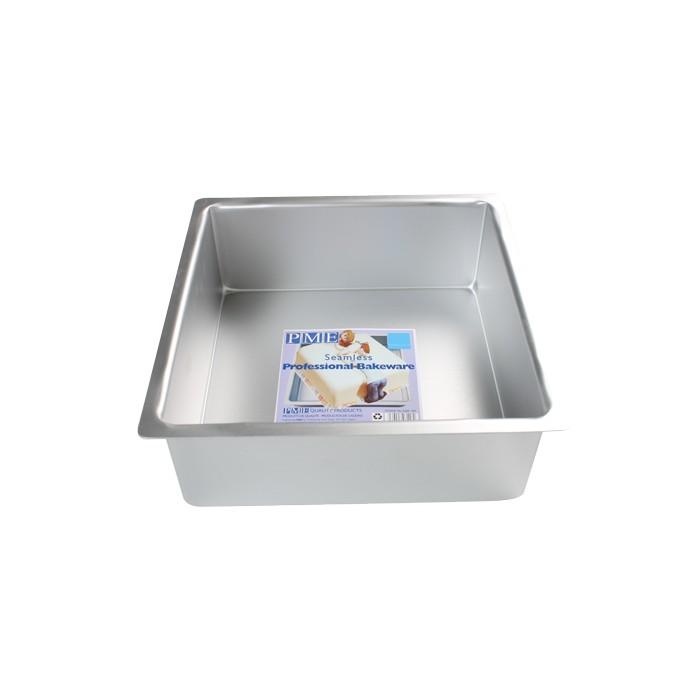 Molde cuadradado 35 x 7,5 cms - PME