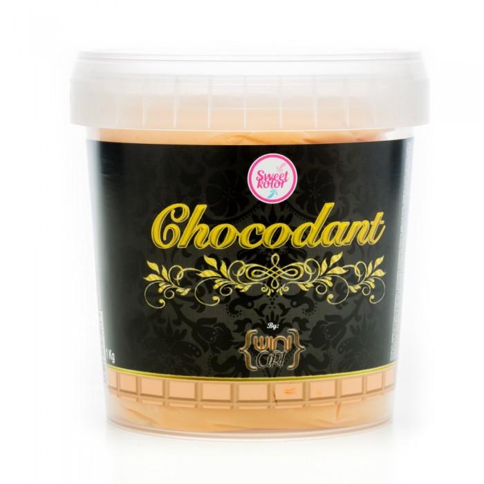 Chocolate Plástico Piel 1 Kg - Chocodant