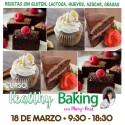 Curso Healthy Baking con Mary - Rose ( Reserva )