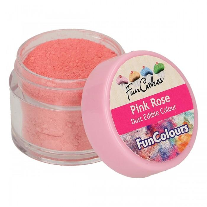 Colorante en polvo color rosa - Funcakes
