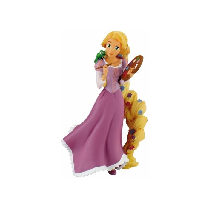 Figura Rapunzel pintora