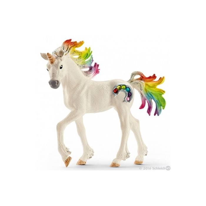 Figura PVC Unicornio