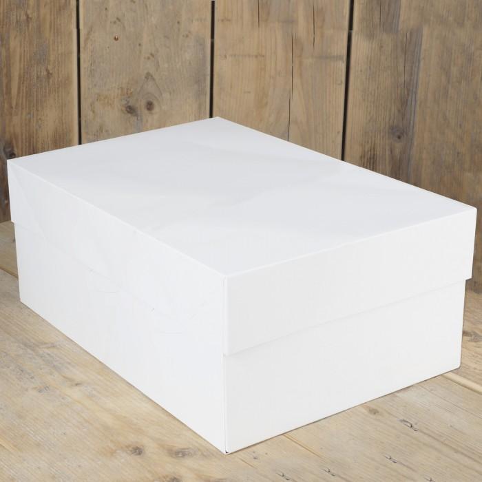 Caja para tartas rectangular Funcakes