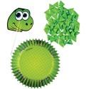 Kit para cupcakes Dinosaurio - Wilton