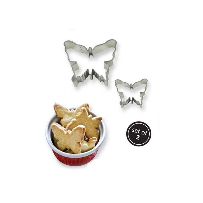 Cortador galletas Mariposa