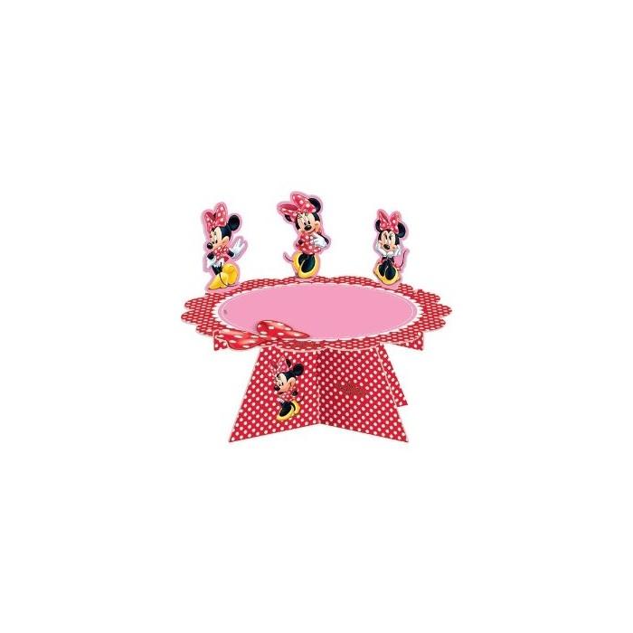 Stand cupcake Minnie