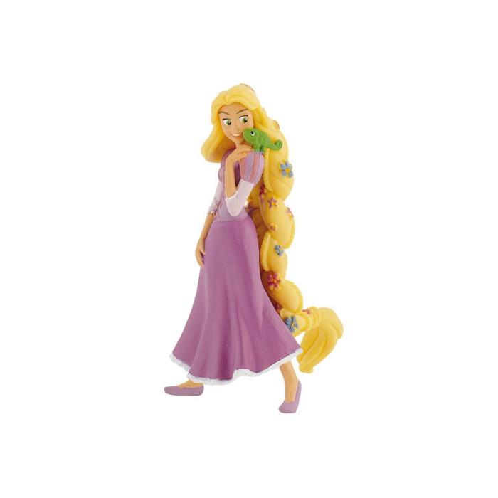 Figura Rapunzel mascota