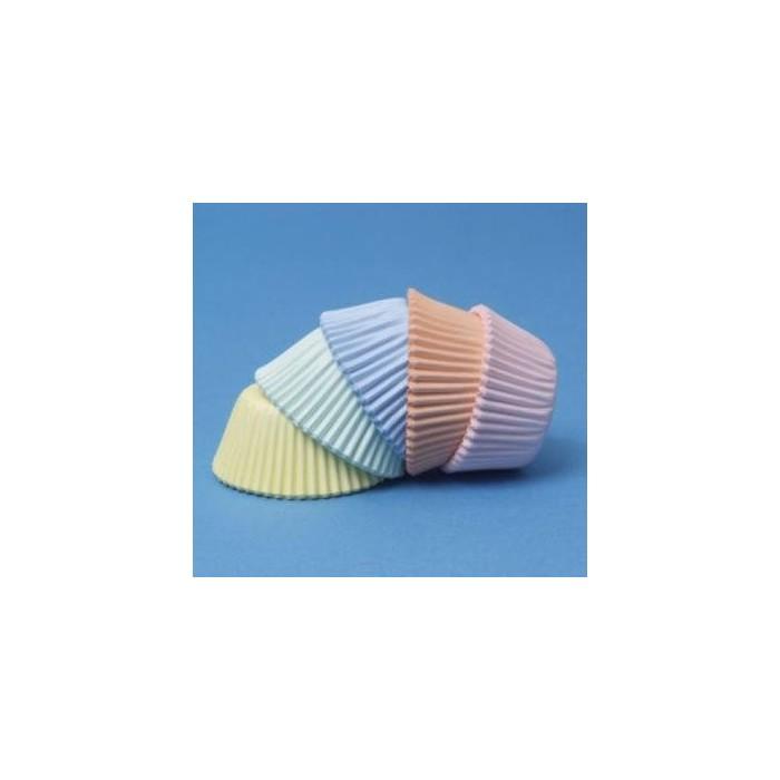 Mini-cápsulas 5 colores pastel - PME