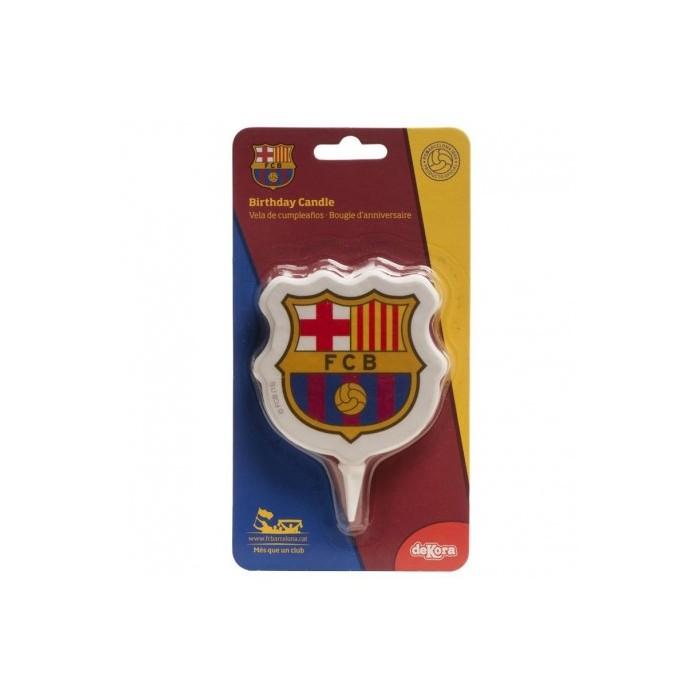 Vela Escudo FCB Oficial