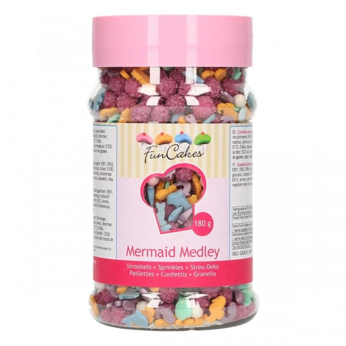 Sprinkles Mix de Sirena Funcakes
