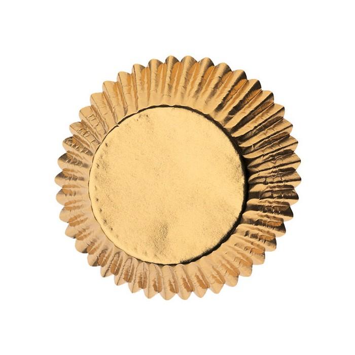 Cápsulas doradas (24) - Wilton