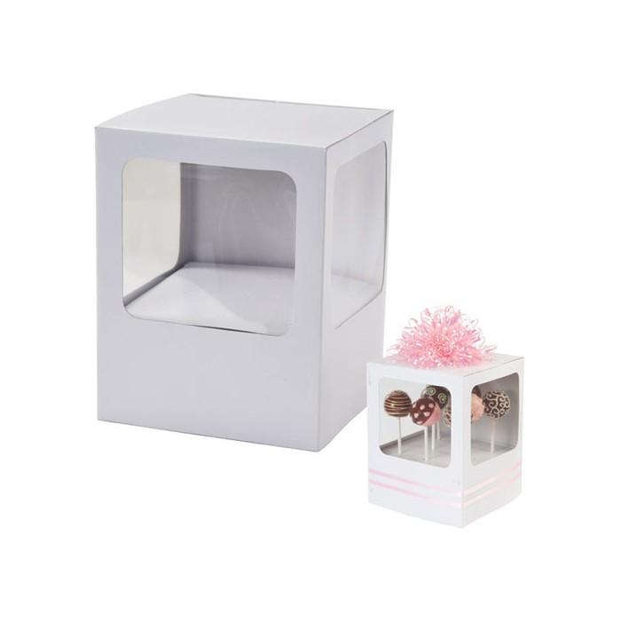 Set de 2 cajas para Cakepops