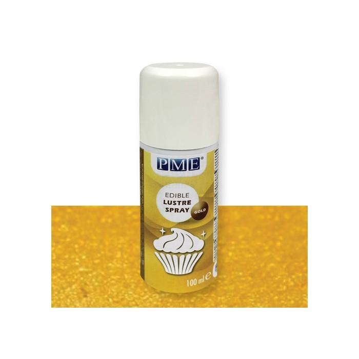 Spray lustre dorado - PME