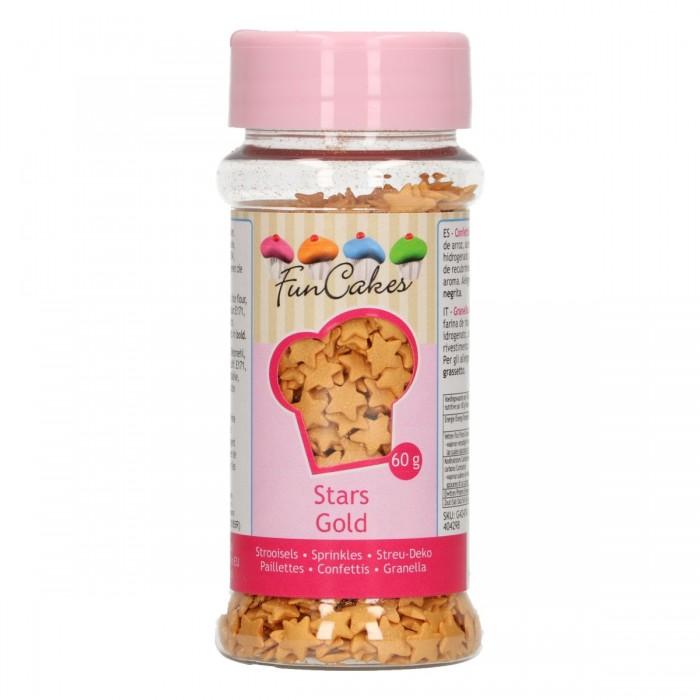Estrellas doradas - Funcakes