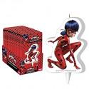 Vela cumpleaños Ladybug Dekora