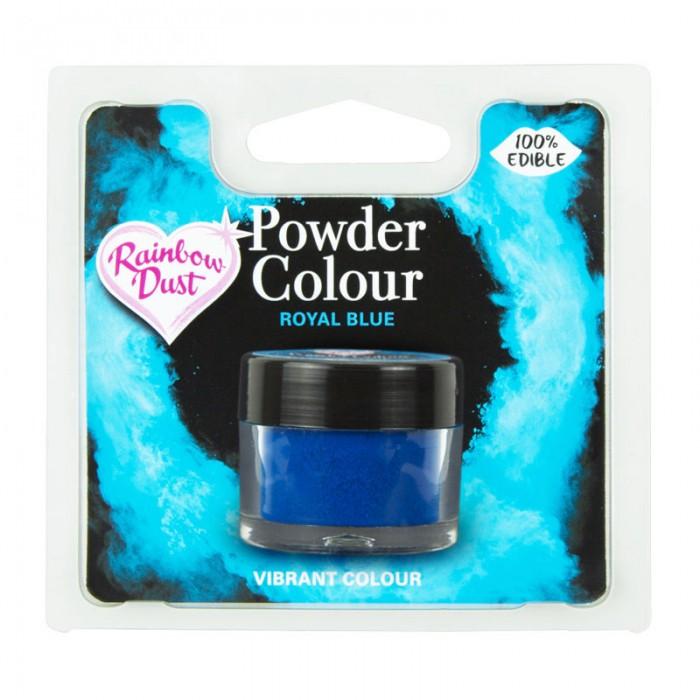 Colorante en polvo Azul Real Rainbow Dust