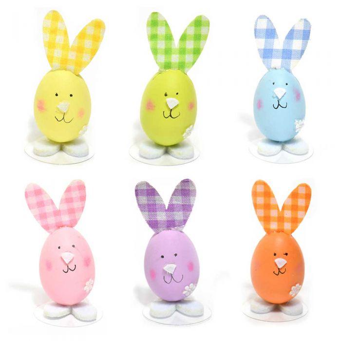 Huevito Conejo colores