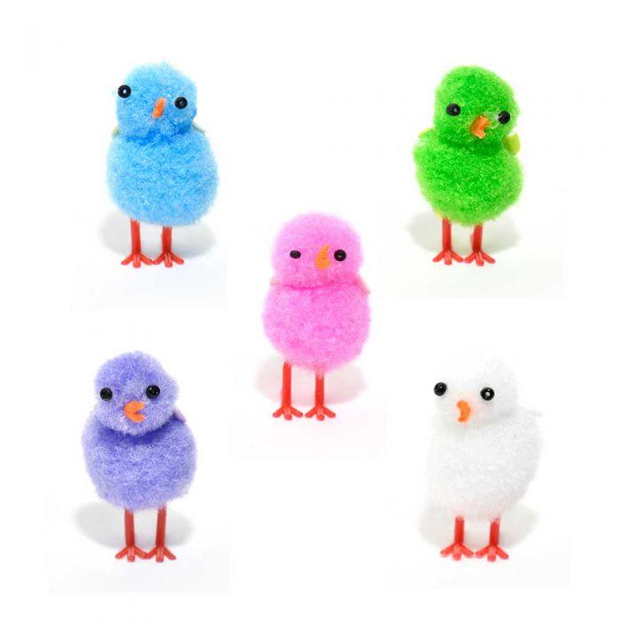 Pollito Algodón Colores pequeño
