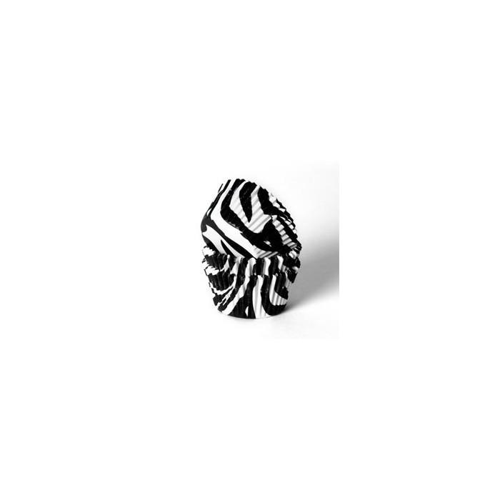Cápsulas cebra (36) - Wilton