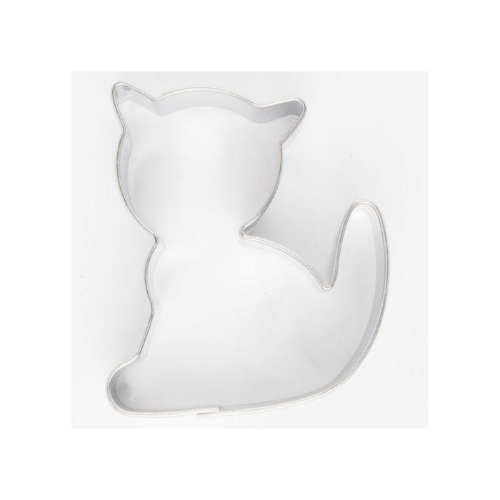 Cortador Galletas en forma de Gato 5 cm