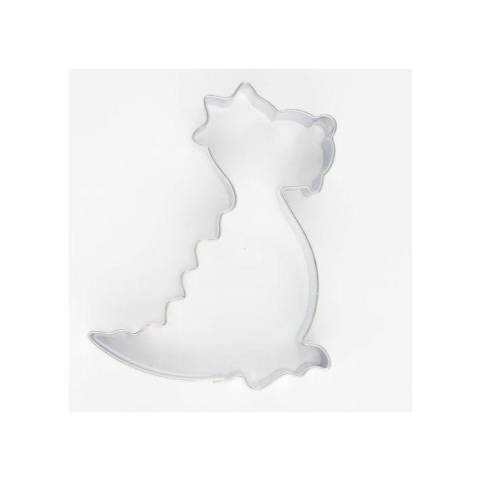 Cortador Galletas Dragón 6,5 cm