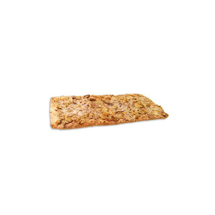 Coques de hojaldre con chicharrones sin gluten - Forn Ricardera