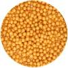 Perlas blandas Oro Funcakes