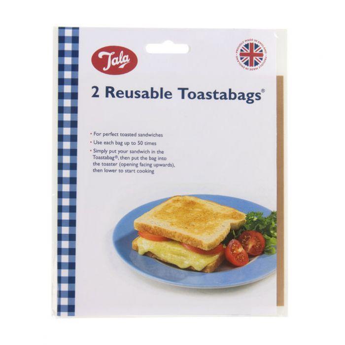 Bolsa reutilizable para tostar en tostadora