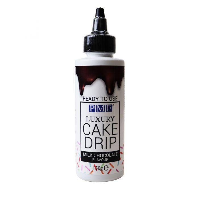 Cake Drip Chocolate con Leche Luxury 150g - PME