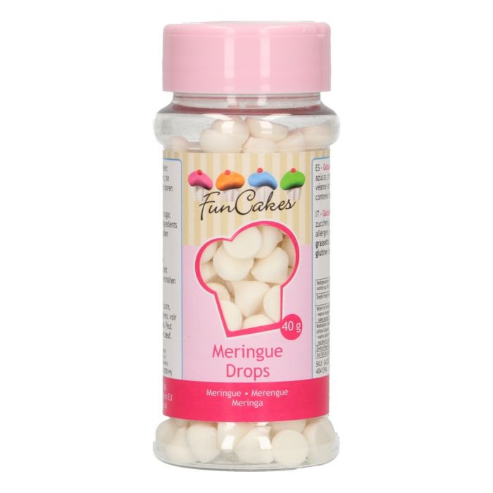 Drops Merengue 40g - FunCakes