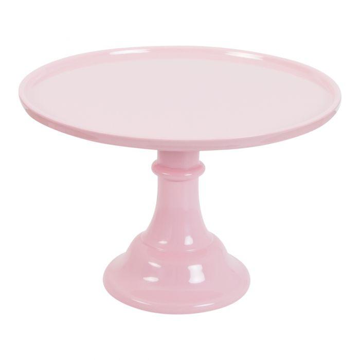 Stand para tartas 29 cm. rosa