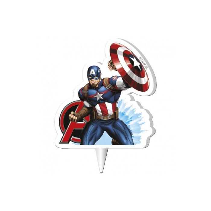 Vela Avengers Capitán América