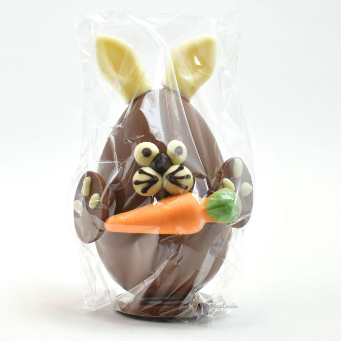 Huevo conejo Chocolate pequeño