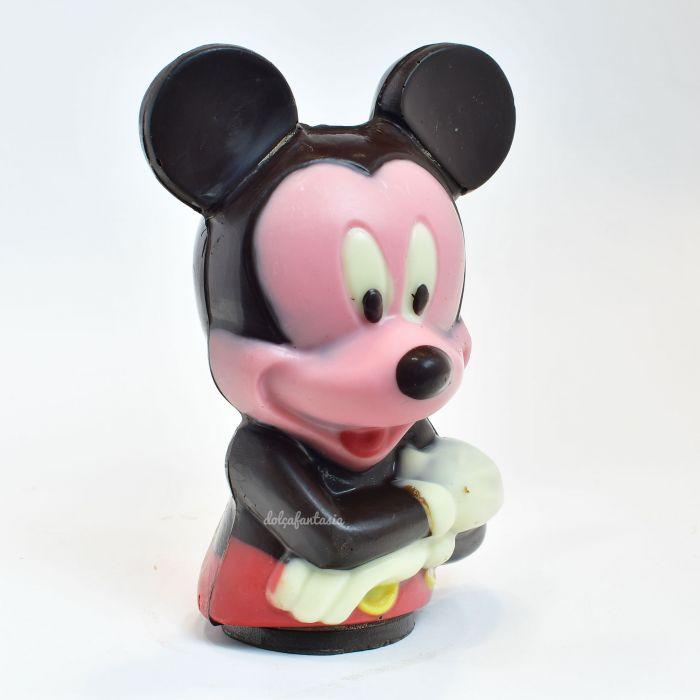 Cabeza Mickey/Minnie 3D chocolate 250 g.