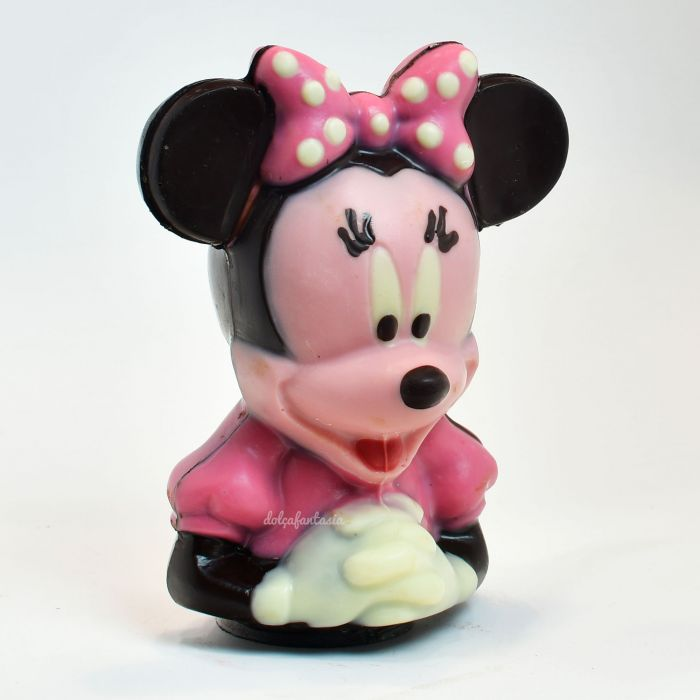 Mona chocolate 3D Minnie/Mickey 500 g colores