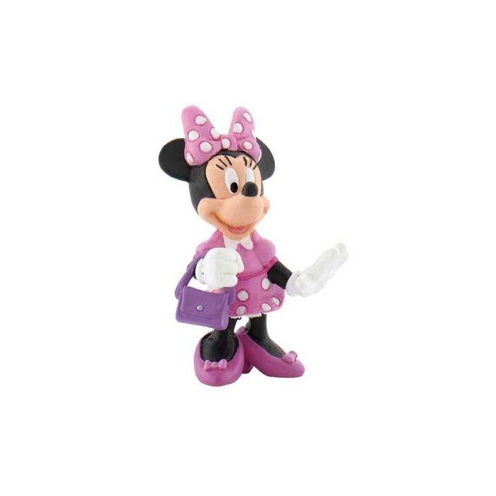Figura Minnie con bolso