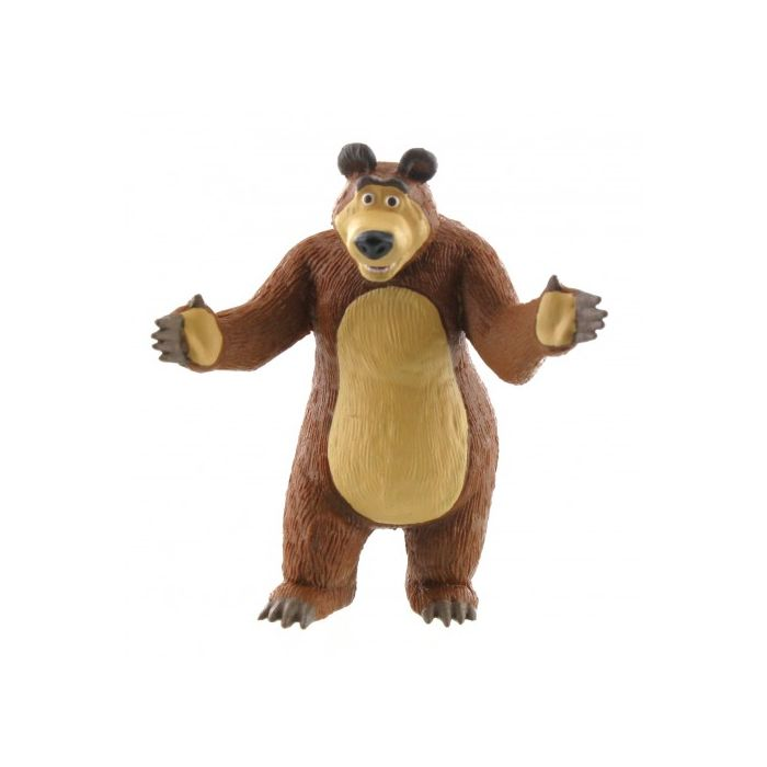 Figura oso de masha