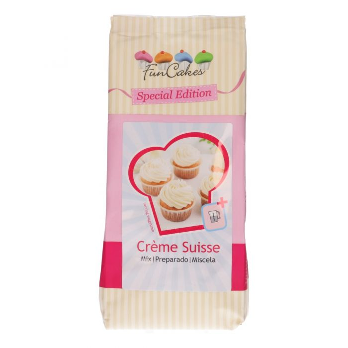 Preparado para Crema Suiza Funcakes 500 g