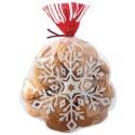Bolsas para dulces decoradas Copos de nieve - Wilton