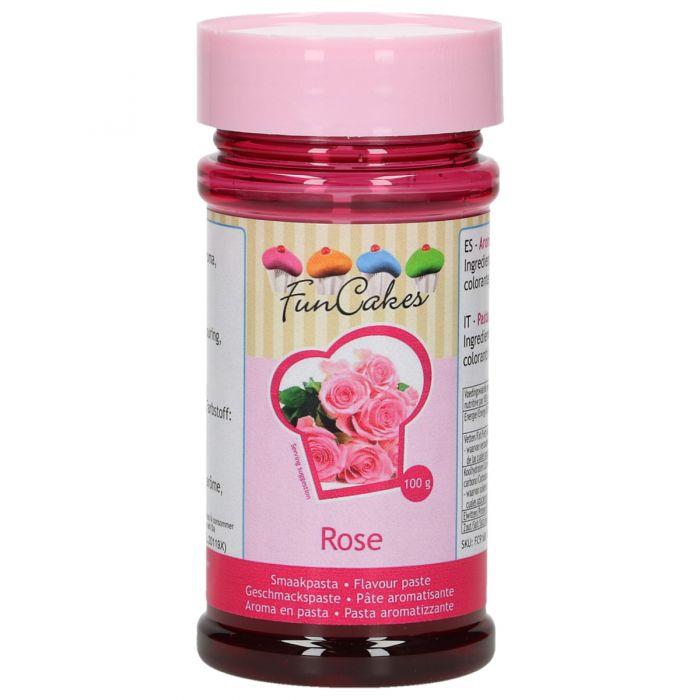 Pasta sabor a Rosas - Funcakes