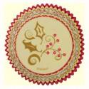 Cápsulas Decadent doradas (75) - Wilton