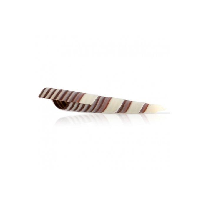 Turitella chocolate blanco y negro